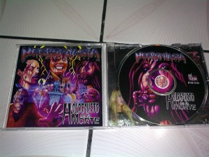 HOLOCAUSTO CD